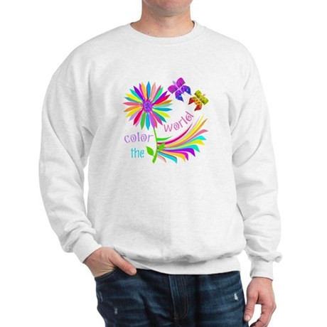 Color the World Sweatshirt
