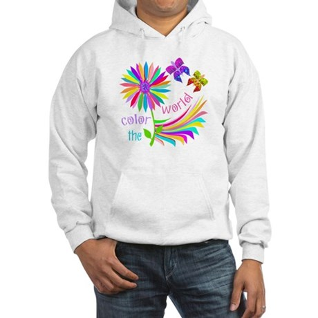 Color the World Hooded Sweatshirt
