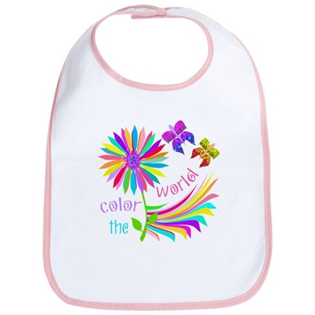 Color the World Bib