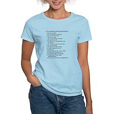 If you have BBG ID/Frat Triplets... T-Shirt