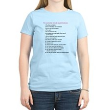 If you have GGG ID/Frat Triplets... T-Shirt
