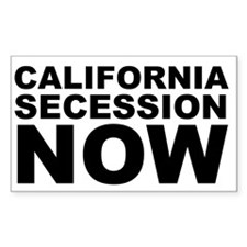 California Secession Decal