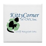 Kitty Corner Tile Coaster