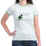 Kitty Corner Jr. Ringer T-Shirt