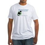 Kitty Corner Fitted T-Shirt