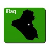 iRaq Mousepad