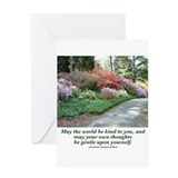 Greeting Card: Kind-Gentle