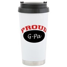 Proud G-Pa Ceramic Travel Mug