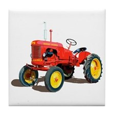 Cute Massey ferguson Tile Coaster