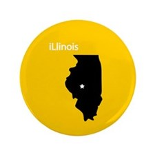 "iLlinois 3.5"" Button"