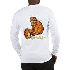 mad cat Long Sleeve T-Shirt