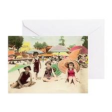 Boardwalk Girls Greeting Cards (Pk of 10)