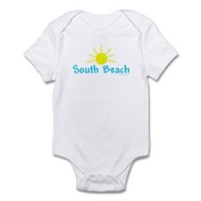 South Beach Sun - Infant Creeper