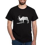 Drunk Moose White Dark T-Shirt