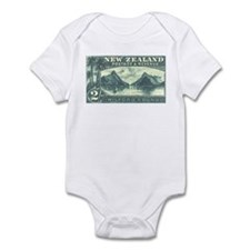 New Zealand Pictorials Onesie