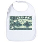 New Zealand Pictorials Bib