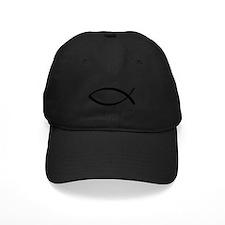 Jesus Fish Baseball Hat
