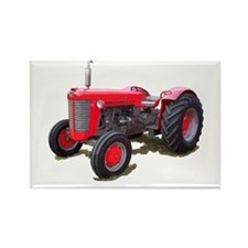 Funny Massey ferguson Rectangle Magnet (100 pack)