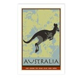 Australia II Postcards (Package of 8)