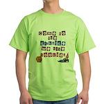 The Darkside Green T-Shirt