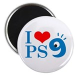 "I Love PS9 2.25"" Magnet (10 pack)"