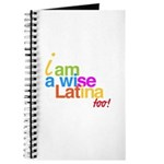 Journal diario cuaderno wise latina sotomayor
