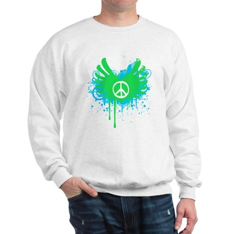 Peace and Love Sweatshirt