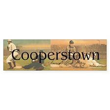 ABH Cooperstown Bumper Sticker