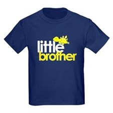 little brother t-shirt dinosaur T