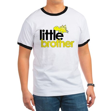 ADULT SIZES little brother shirts Ringer T