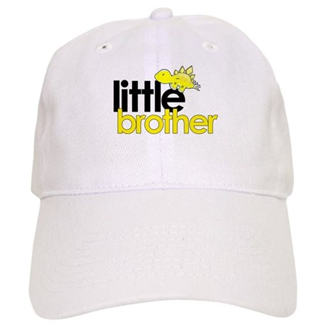 little brother t-shirt dinosaur Cap