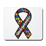 Autism Ribbon Mousepad