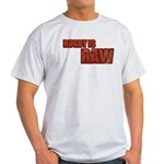 Rugby Is Raw Light T-Shirt