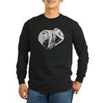 Crushed Can (Recycle!) Long Sleeve Dark T-Shirt