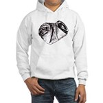 Crushed Can (Recycle!) Hooded Sweatshirt