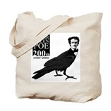 Edgar Allen Poe 200th Tote Bag