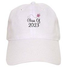 Sweet Pink Class Of 2023 Baseball Cap