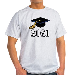 Classic 2021 Grad Light T-Shirt