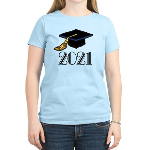 Classic 2021 Grad Women's Light T-Shirt