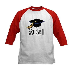 Classic 2021 Grad Kids Baseball Jersey