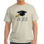 2022 Grad Hat Light T-Shirt