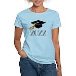2022 Grad Hat Women's Light T-Shirt