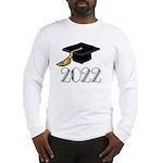 2022 Grad Hat Long Sleeve T-Shirt
