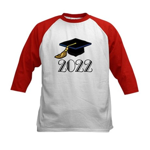 2022 Grad Hat Kids Baseball Jersey