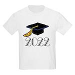 2022 Grad Hat Kids Light T-Shirt