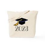2023 Grad Hat Tote Bag