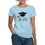 2023 Grad Hat Women's Light T-Shirt