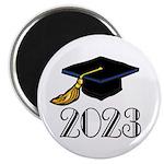 2023 Grad Hat Magnet