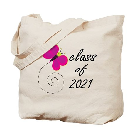 Sweet Class Of 2021 Tote Bag