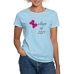 Sweet Class Of 2021 Women's Light T-Shirt